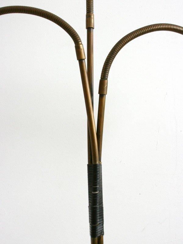 italienische stehlampe mit drei armen 1950er bei pamono kaufen. Black Bedroom Furniture Sets. Home Design Ideas