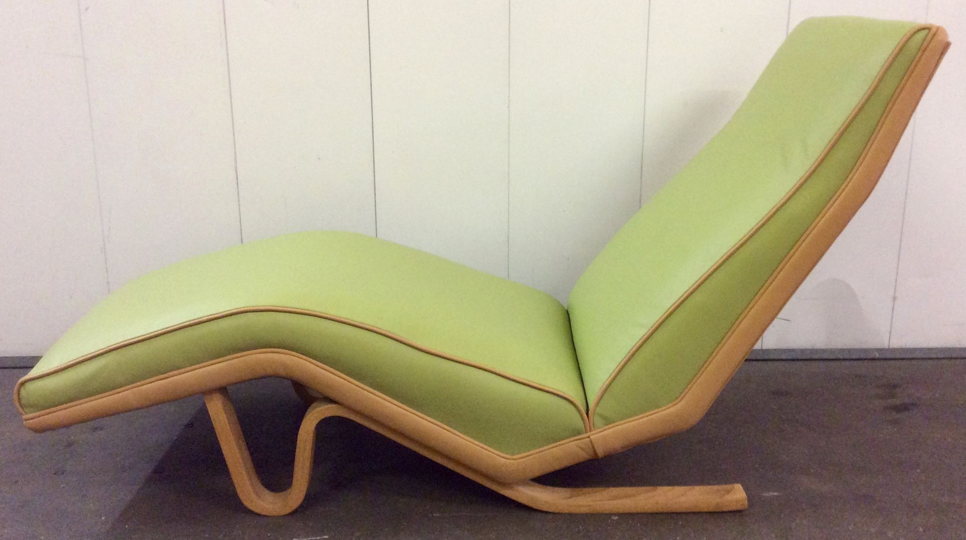 lounge ashley chaise frame catalog aptdeco dark green