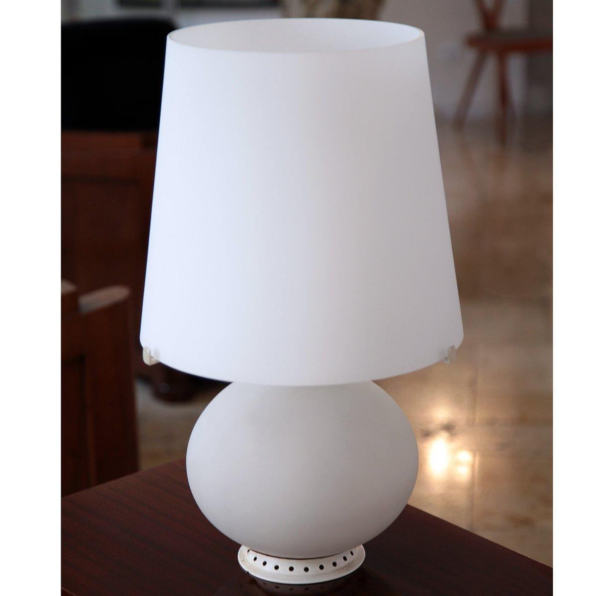 Lampada da tavolo Fontata 1853 di Max Ingrand per Fontana Arte in ...
