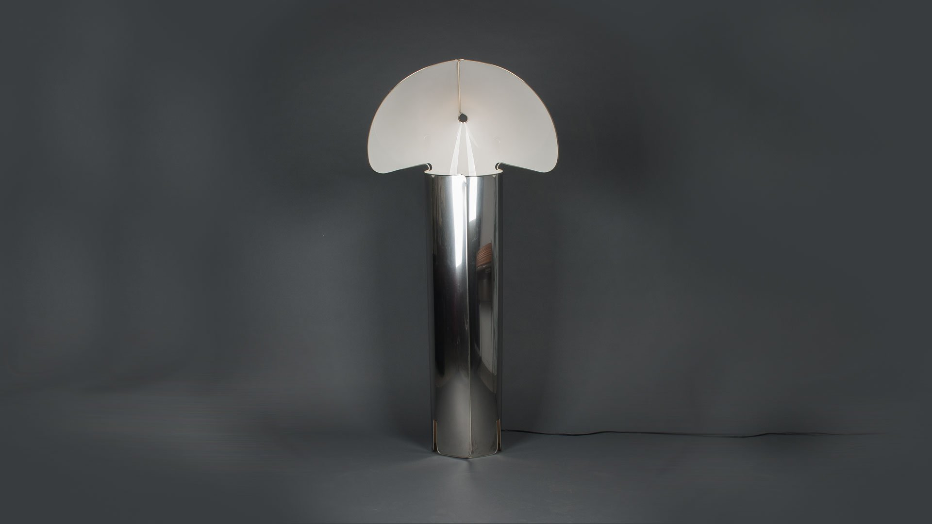 Italian Chiara Lamp By Mario Bellini For Flos, 1964 For Sale At Pamono