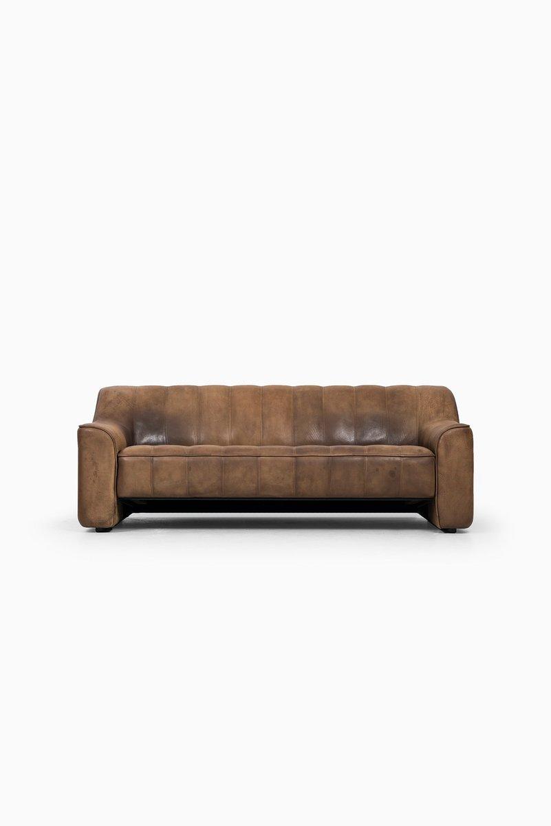 canap ds 44 et chaise de de sede suisse 1960s en vente sur pamono. Black Bedroom Furniture Sets. Home Design Ideas