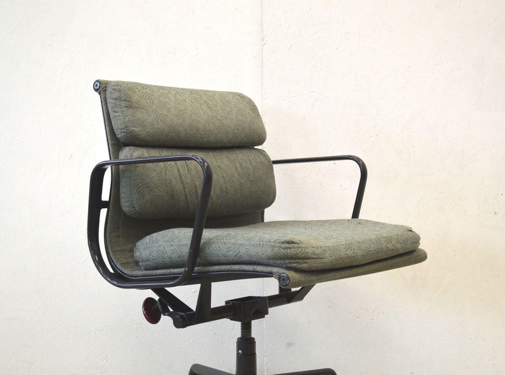 Sedie Ufficio Eames : Sedia da ufficio ea in alluminio di charles ray eames per