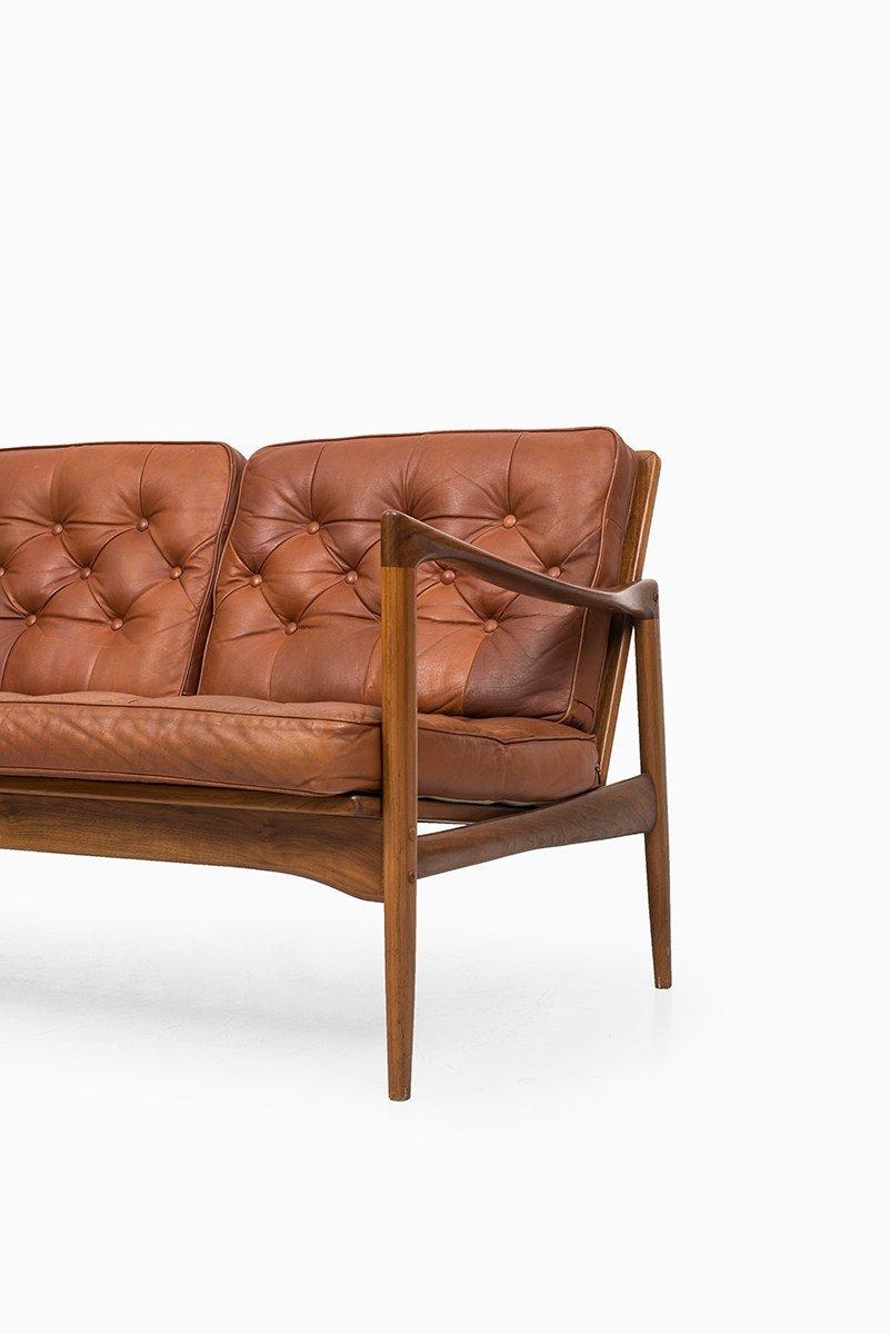 kandidaten sofa von ib kofod larsen f r ope bei pamono kaufen. Black Bedroom Furniture Sets. Home Design Ideas