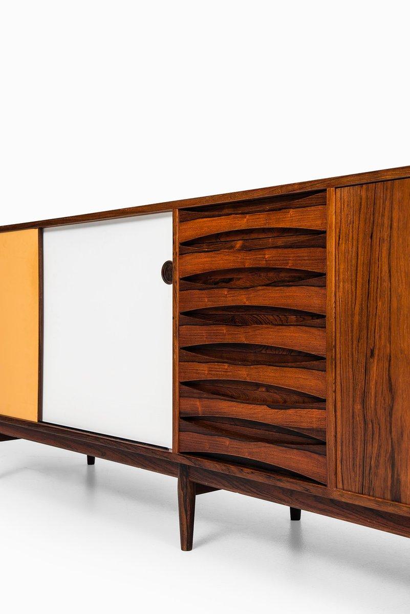Danish 29a sideboard by arne vodder for sibast 1950s for for Sideboard 3 meter lang