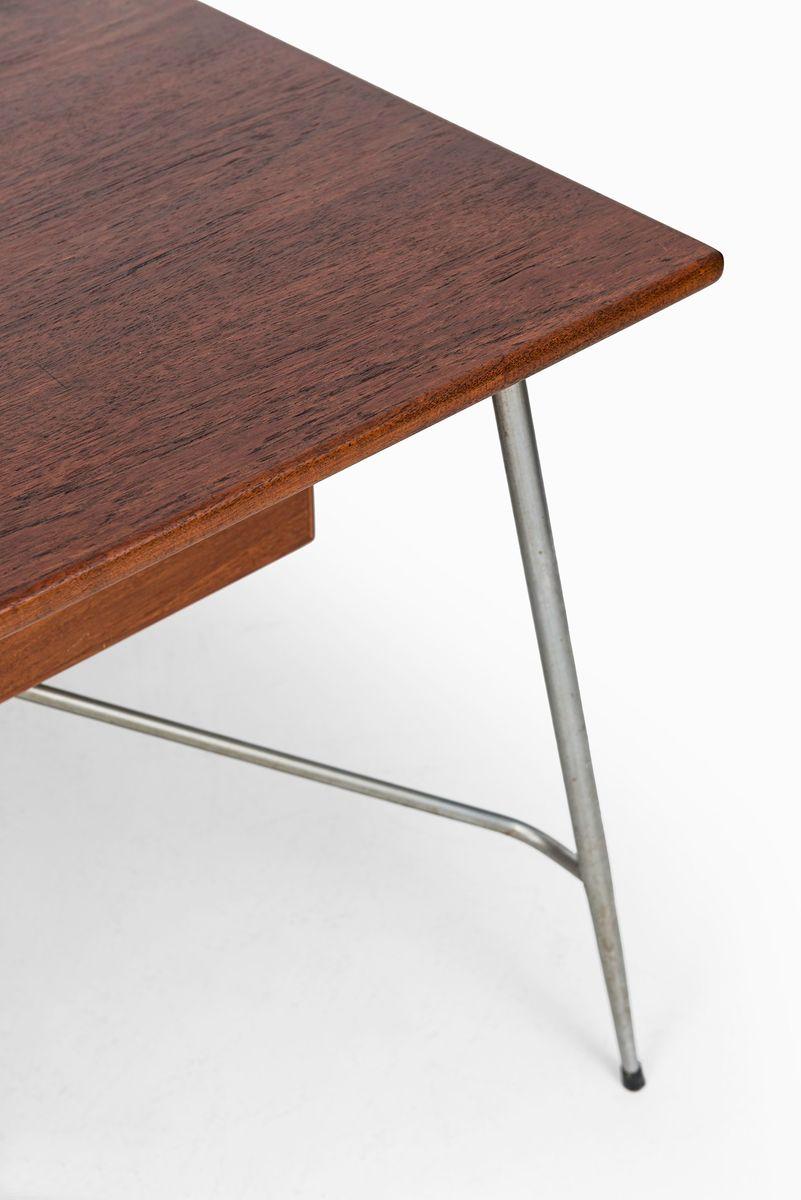 Modell 203 schreibtisch von b rge mogensen f r s borg for Schreibtisch 3 meter lang
