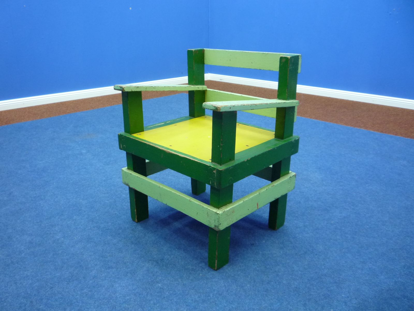 What Is Bauhaus Style vintage bauhaus style wooden children s chair for sale at pamono