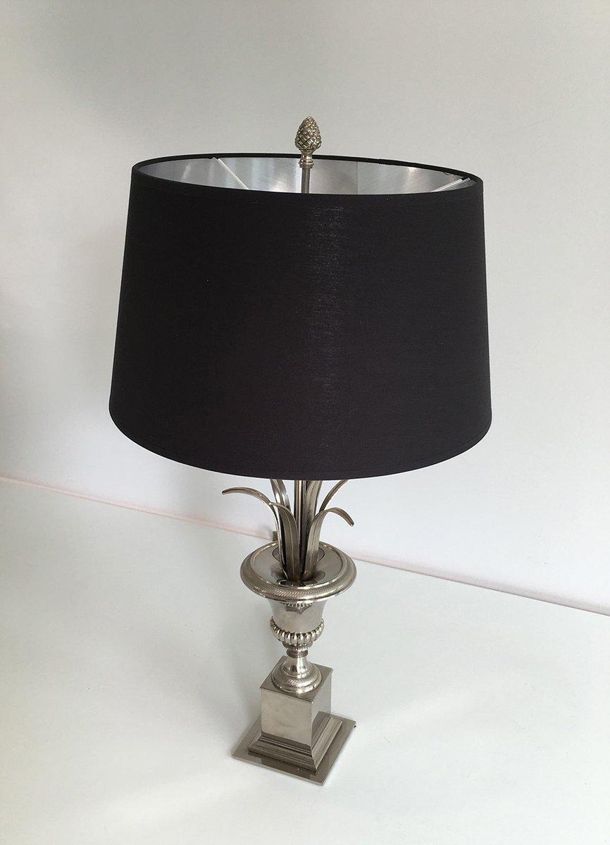 Vintage tischlampen mit grass dekor 2er set bei pamono kaufen for Tischlampen vintage