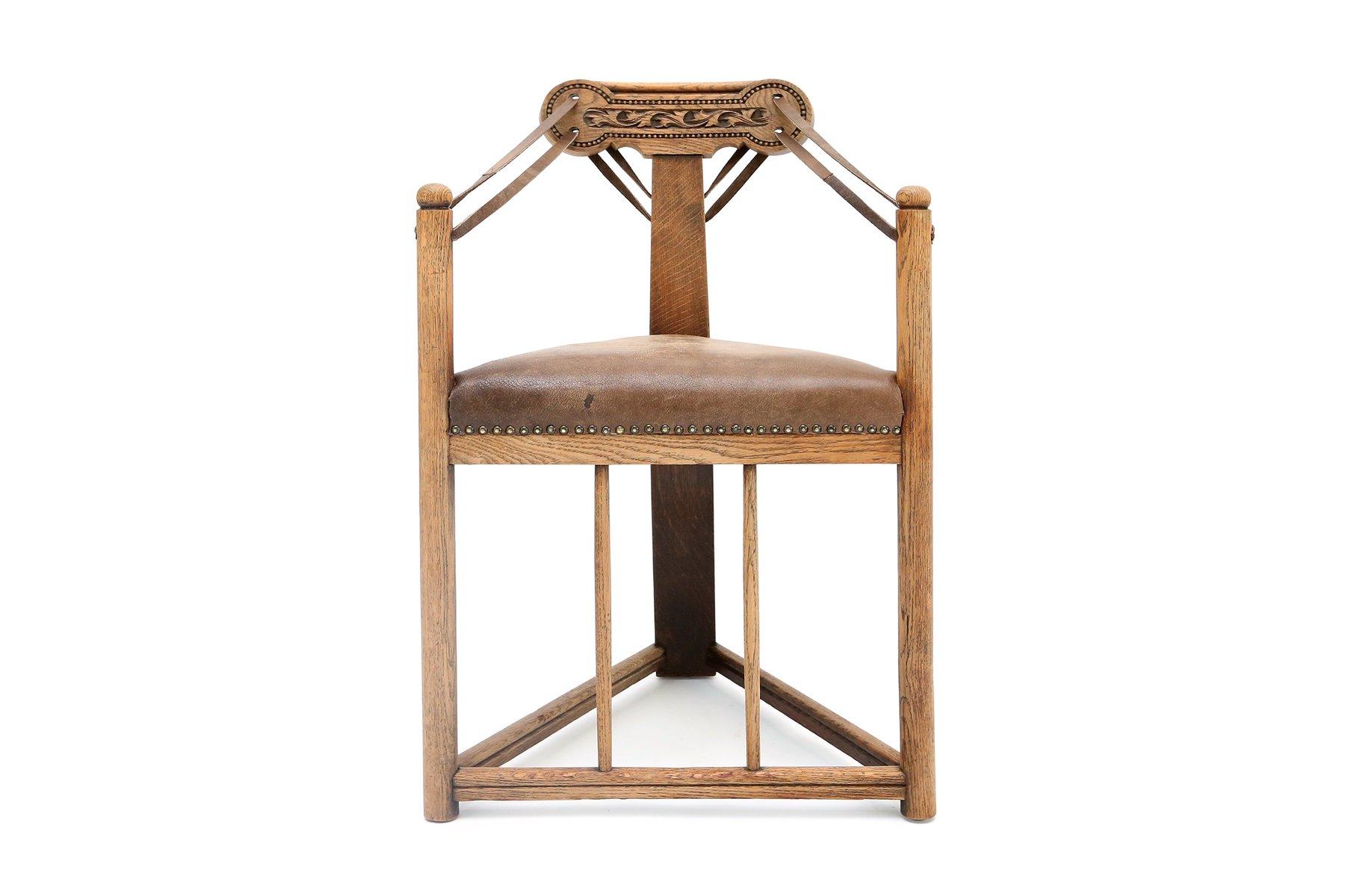 Amsterdamer schule stuhl 1920er bei pamono kaufen for Stuhl design schule