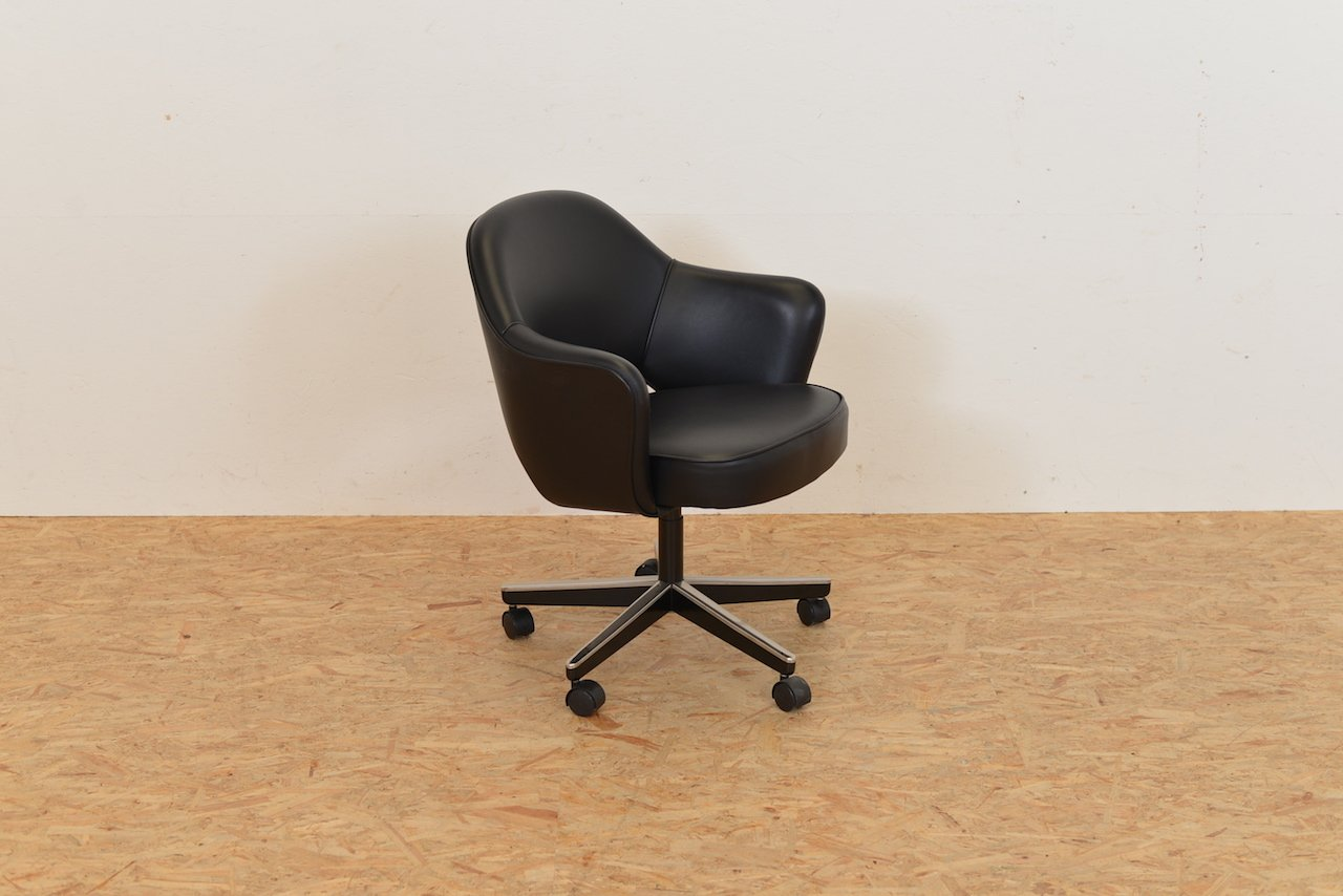 Vintage American Executive Conference Chair By Eero Saarinen For Knoll