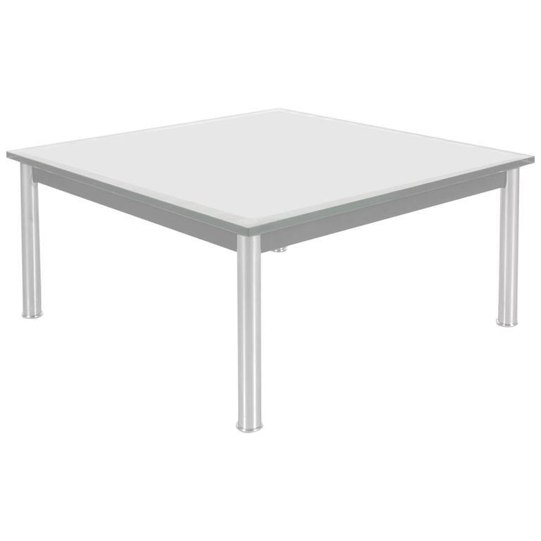 Tavolino da caffè LC10 di Le Corbusier per Cassina, Italia, anni ...