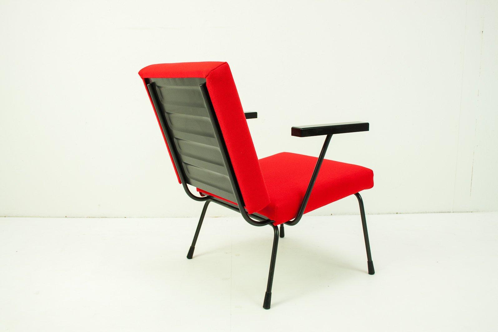 415 1401 stuhl von wim rietveld f r gispen 1950er bei pamono kaufen. Black Bedroom Furniture Sets. Home Design Ideas