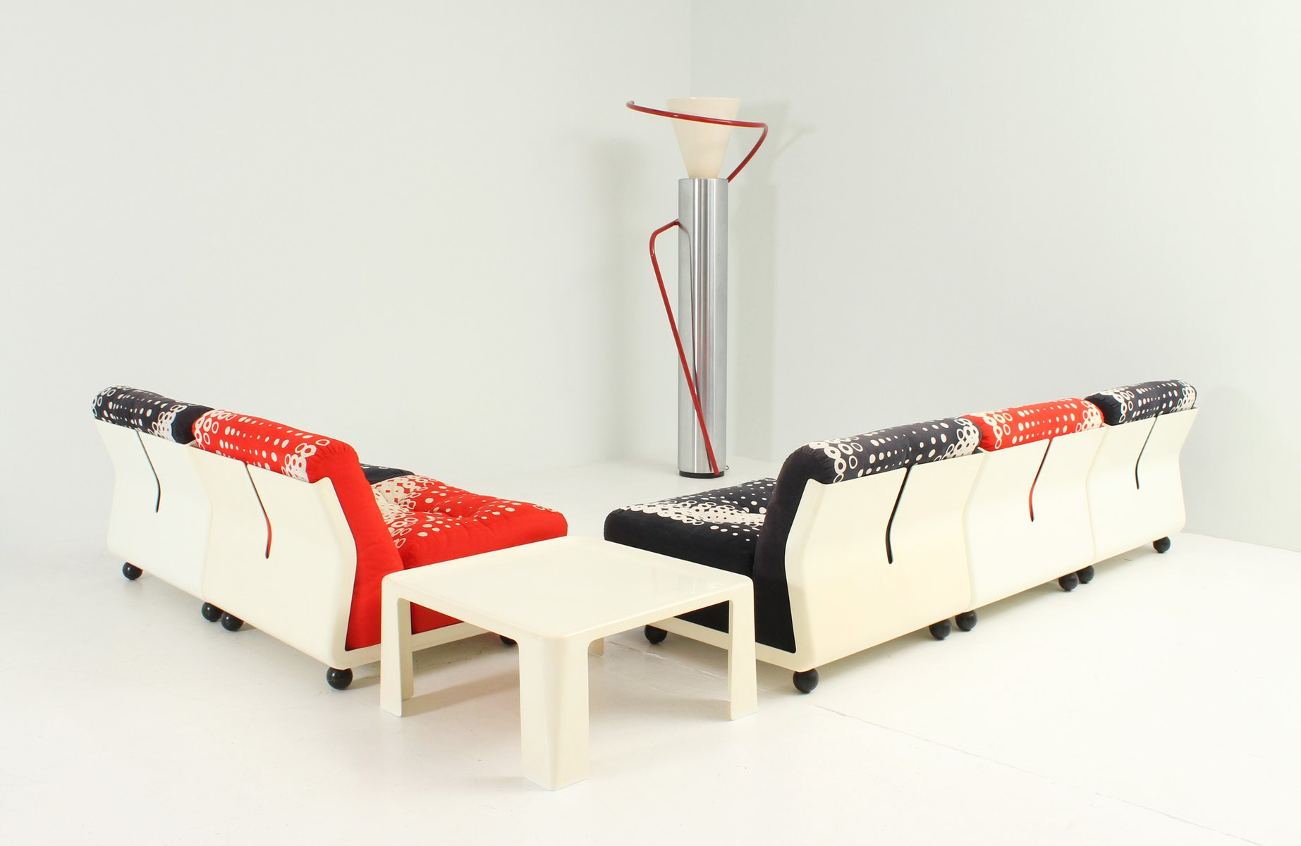 Amanta Living Room Set by Mario Bellini and Gaetano Pesce, 1960s for ...