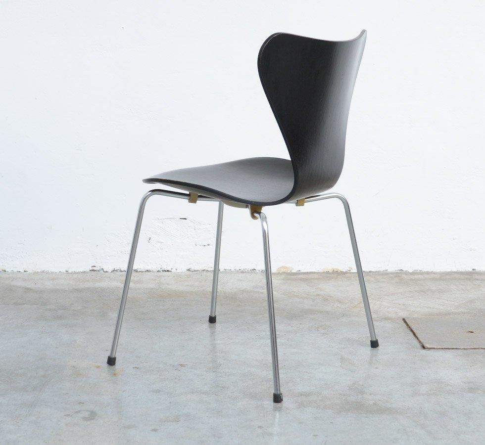 3107 series butterfly stuhl von arne jacobsen f r fritz hansen 1968 bei pamono kaufen. Black Bedroom Furniture Sets. Home Design Ideas