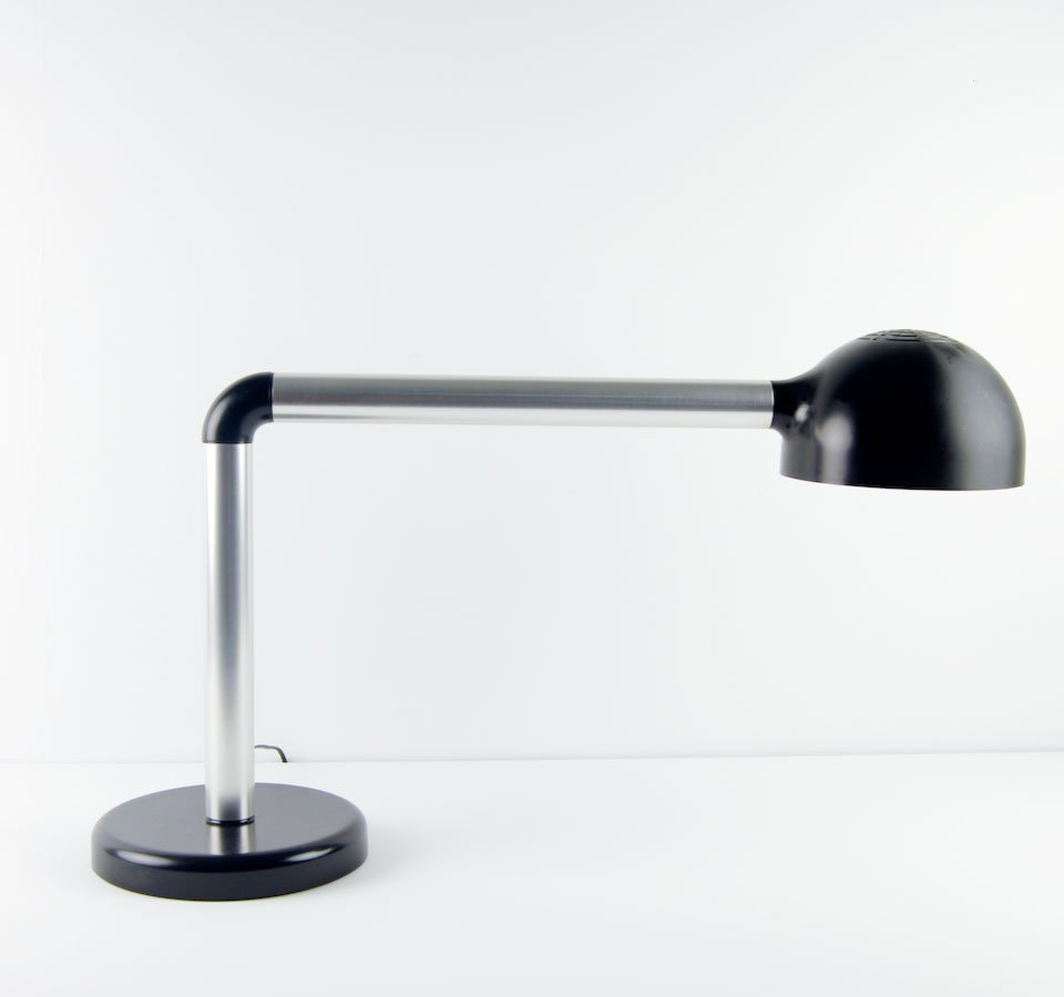 Desk Lamp by Robert Haussmann for Swiss Lamps International for sale ...