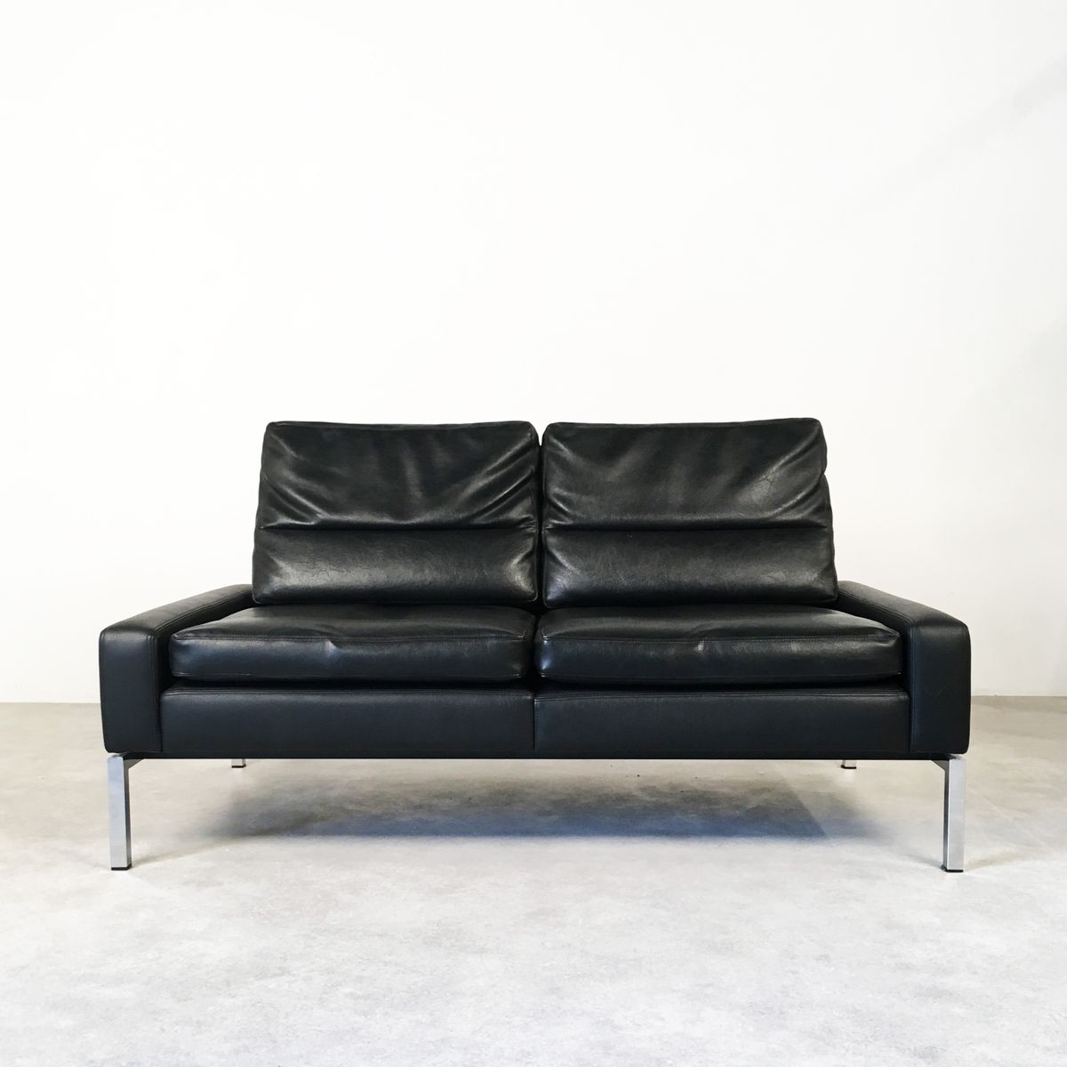 Sofa by hans peter piel for wilkhahn for sale at pamono - Limpiar sofa piel ...