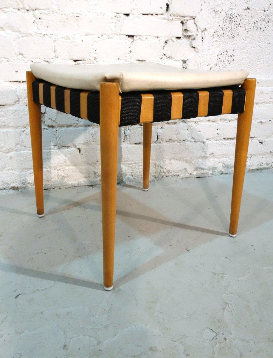 deutsche se 120 h hocker von egon eiermann fo r wilde spieth 1960er 4er set bei pamono kaufen. Black Bedroom Furniture Sets. Home Design Ideas