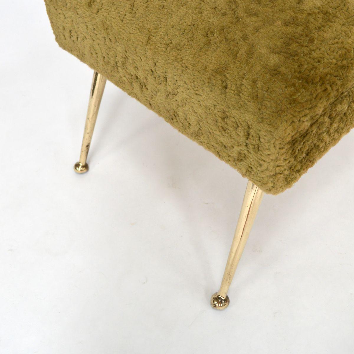 Italienische sessel polsterst hle von gigi radice f r for Italienische sessel design