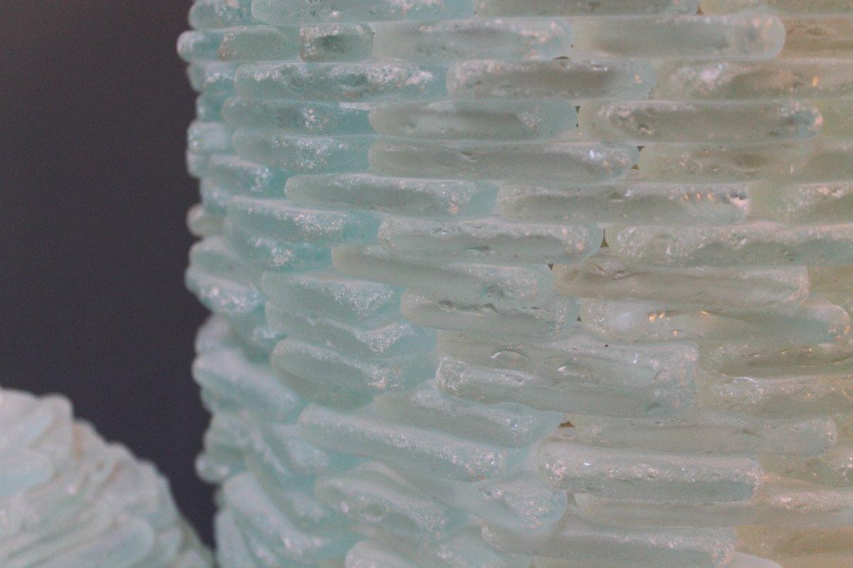 murano glas kaktus lampen 2er set bei pamono kaufen. Black Bedroom Furniture Sets. Home Design Ideas