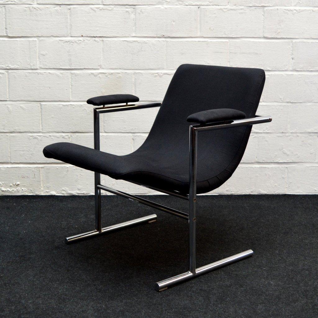 mid century lounge stuhl von rudi verelst f r novalux bei pamono kaufen. Black Bedroom Furniture Sets. Home Design Ideas