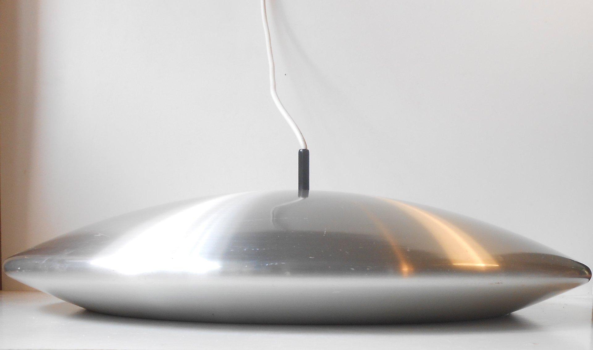 Danish diskos flying saucer pendant lamp by jo hammerborg for fog price per piece arubaitofo Gallery