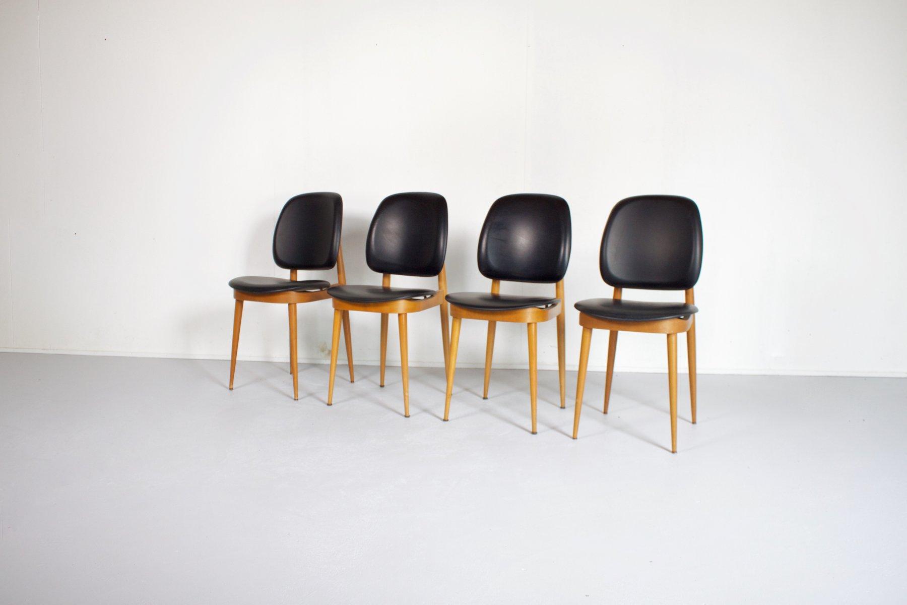 Sedie di Pierre Guariche per L´Espace Le Corbusier, Francia, anni ...