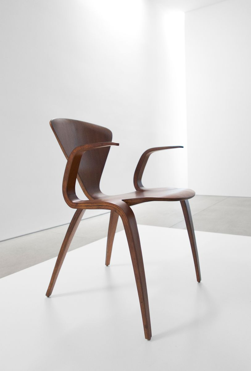 Armchair By Norman Cherner For Plycraft 1960er For Sale