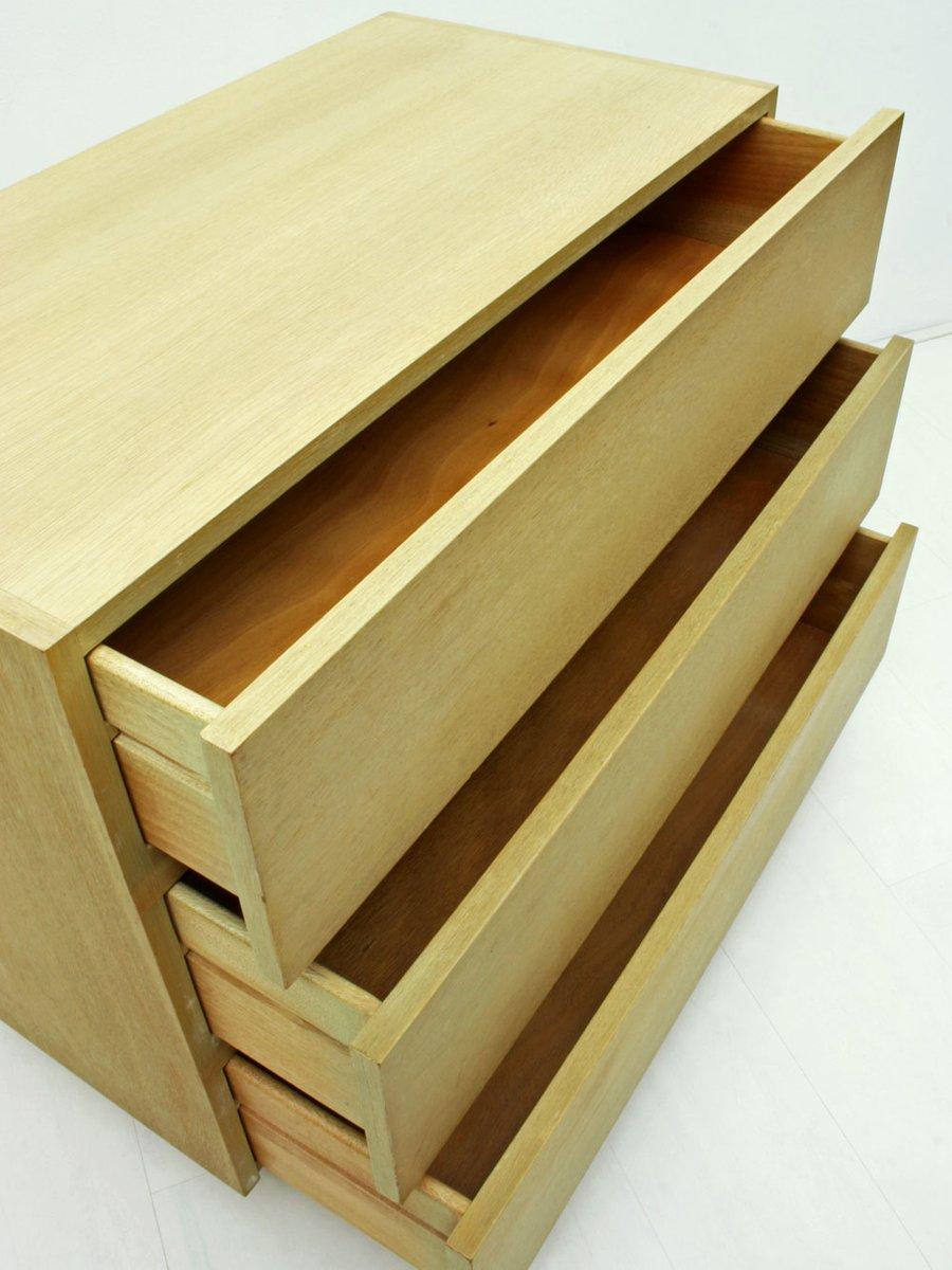modell 427 6 kommode aus eichenholz von helmut magg f r wk. Black Bedroom Furniture Sets. Home Design Ideas