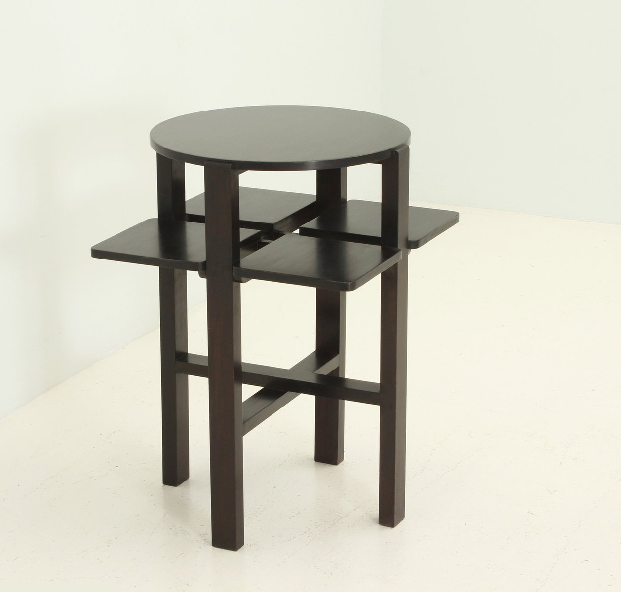 domino table by charles rennie mackintosh for bd barcelona 1986 for sale at pamono. Black Bedroom Furniture Sets. Home Design Ideas