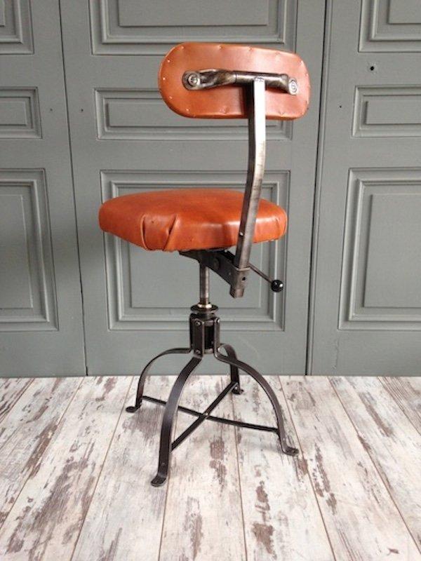 chaise d atelier industrielle ajustable de bienaise 2 Résultat Supérieur 5 Nouveau Chaise atelier Stock 2017 Lok9