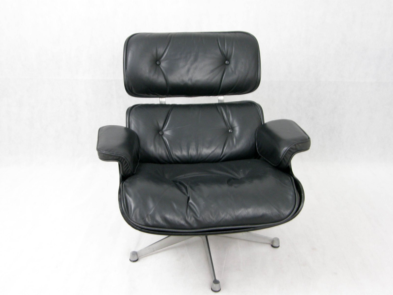 Lounge chair by charles ray eames for icf 1970s for for Charles eames lounge chair preisvergleich