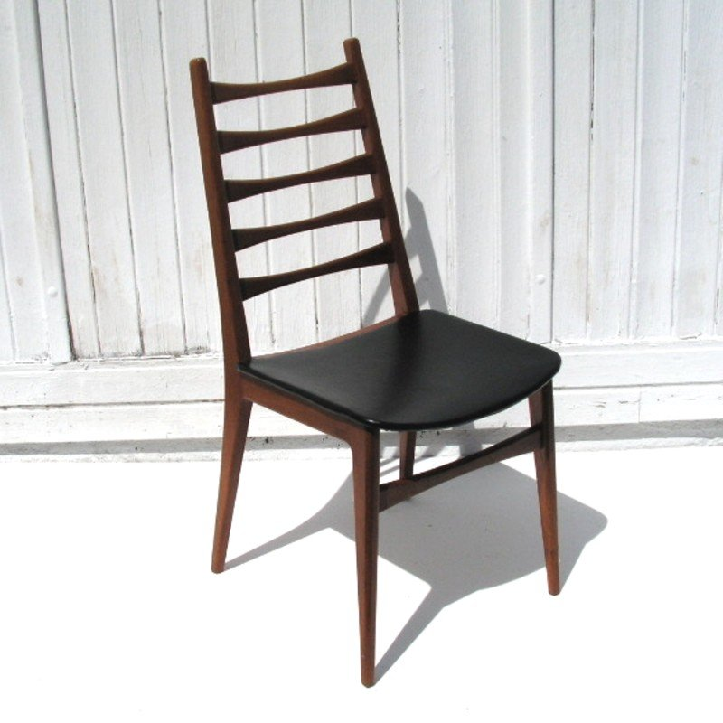 Skandinavischer stuhl aus skai holz bei pamono kaufen for Stuhl scandinavian design