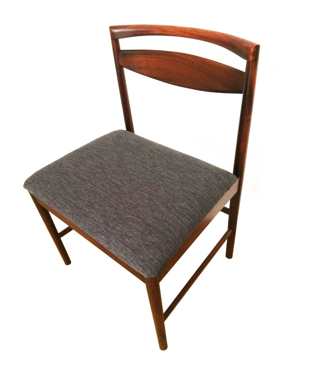 mid century stuhl von tom robertson f r a h mcintosh 1970er bei pamono kaufen. Black Bedroom Furniture Sets. Home Design Ideas