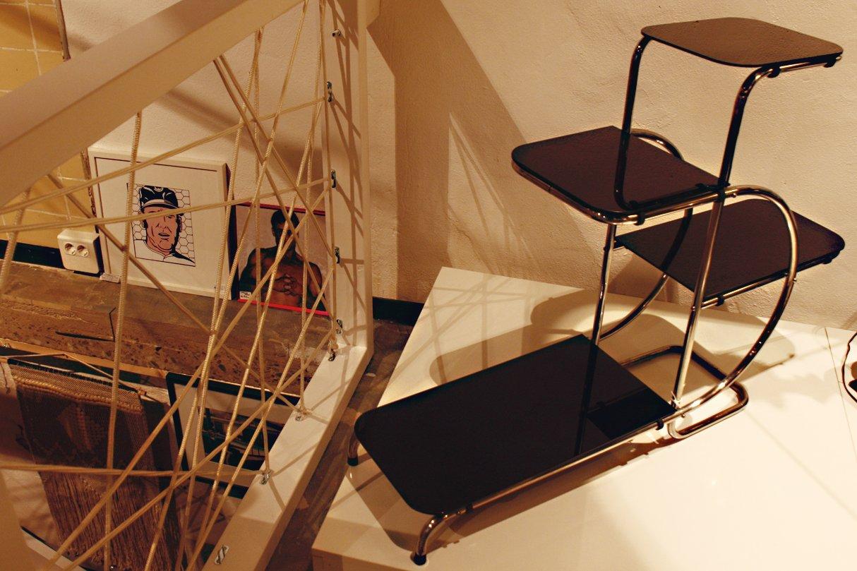 deutsche art deco etagere 1930er bei pamono kaufen. Black Bedroom Furniture Sets. Home Design Ideas