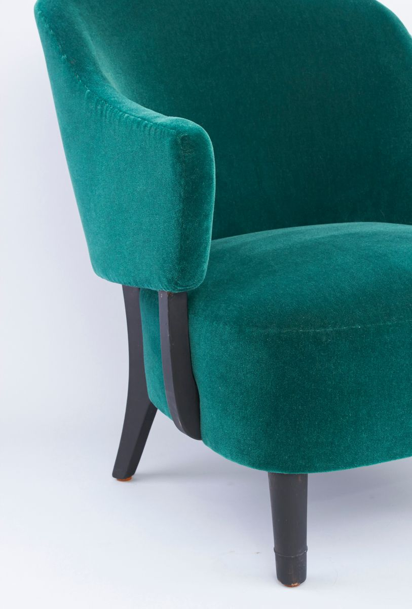 Norwegian Armchair from Klock Mobler, 1960s for sale at Pamono