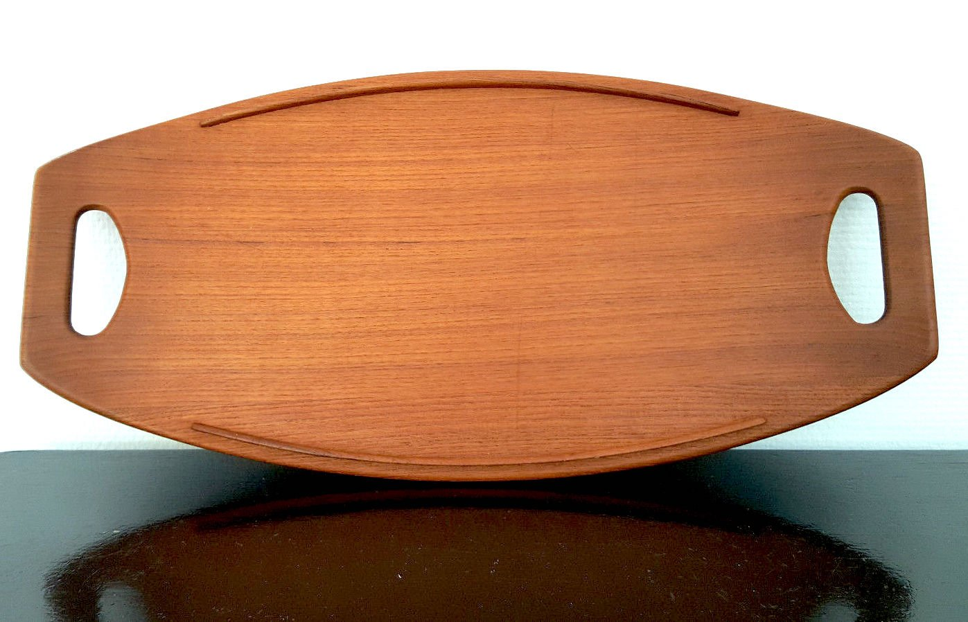 Danish Teak Tray by Jens Quistgaard for Dansk Design, 1960s for sale at Pamono