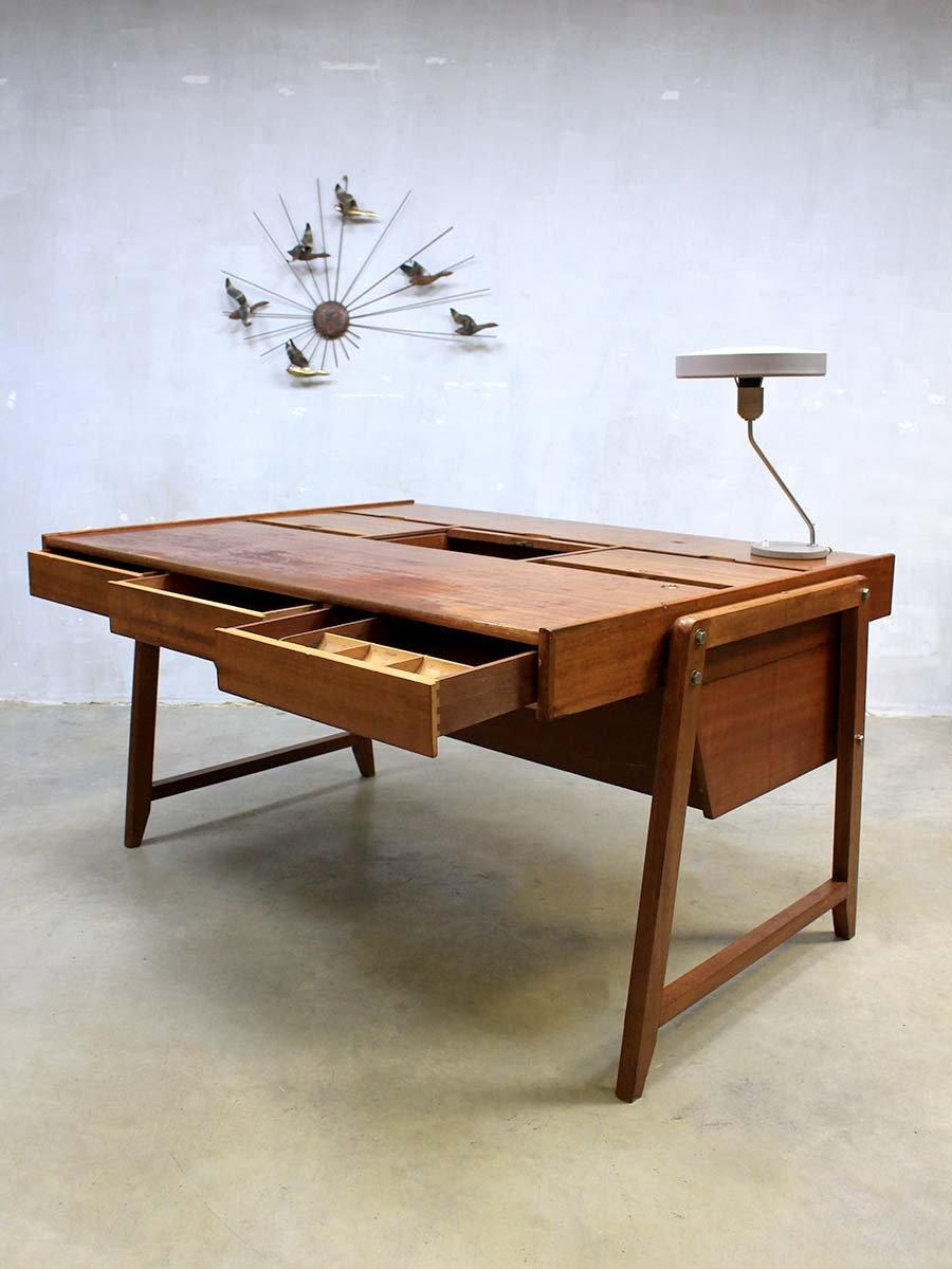 Mid Century Desk By Clausen Maerus For Eden 5 1 748 00