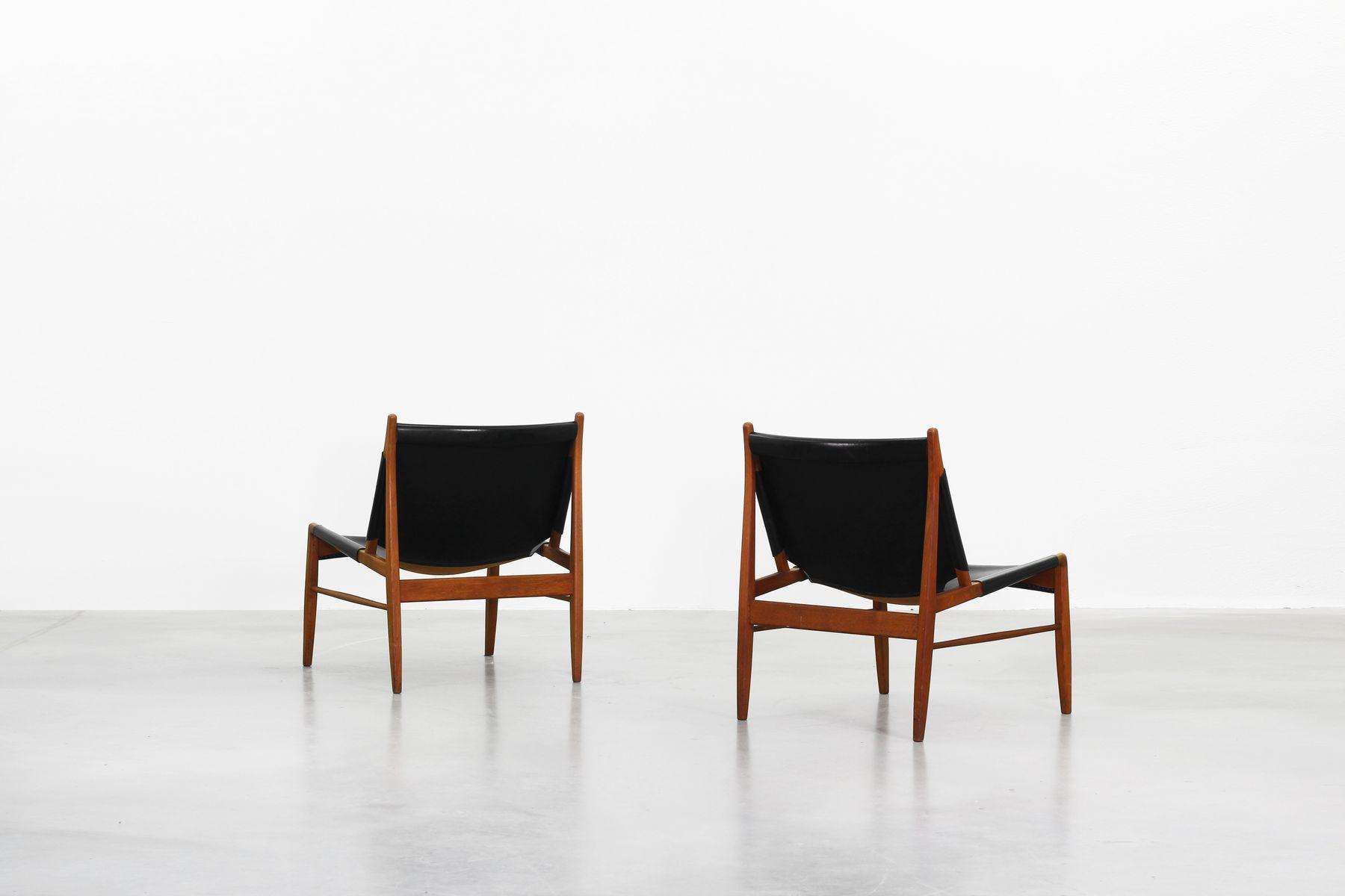 st hle mit ledersitzen von franz xaver lutz f r wk m bel. Black Bedroom Furniture Sets. Home Design Ideas