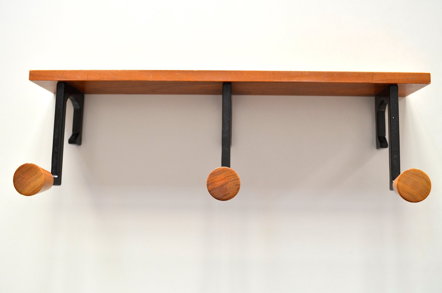 pin with on cheap well living entryway shelf the it hooks