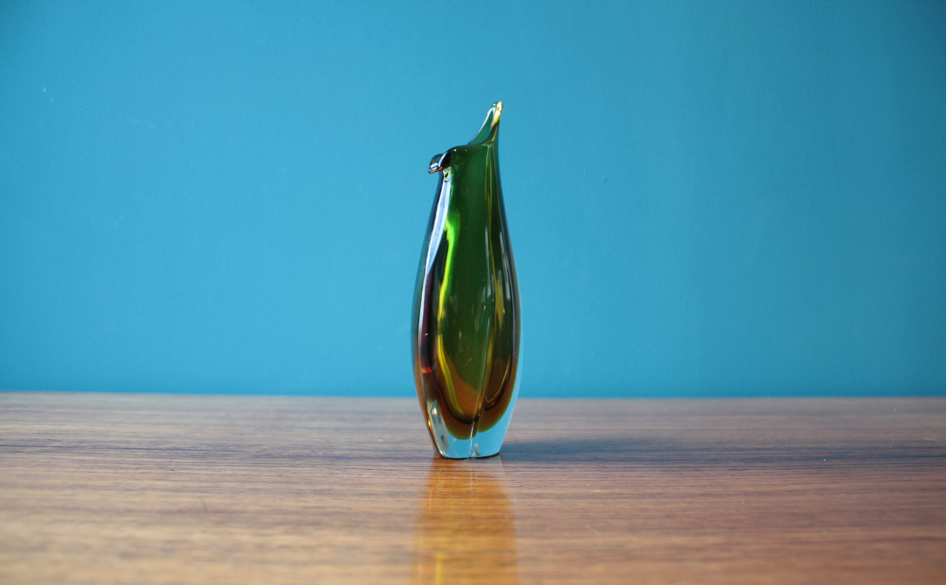 Vintage green murano glass vase 1960s for sale at pamono reviewsmspy