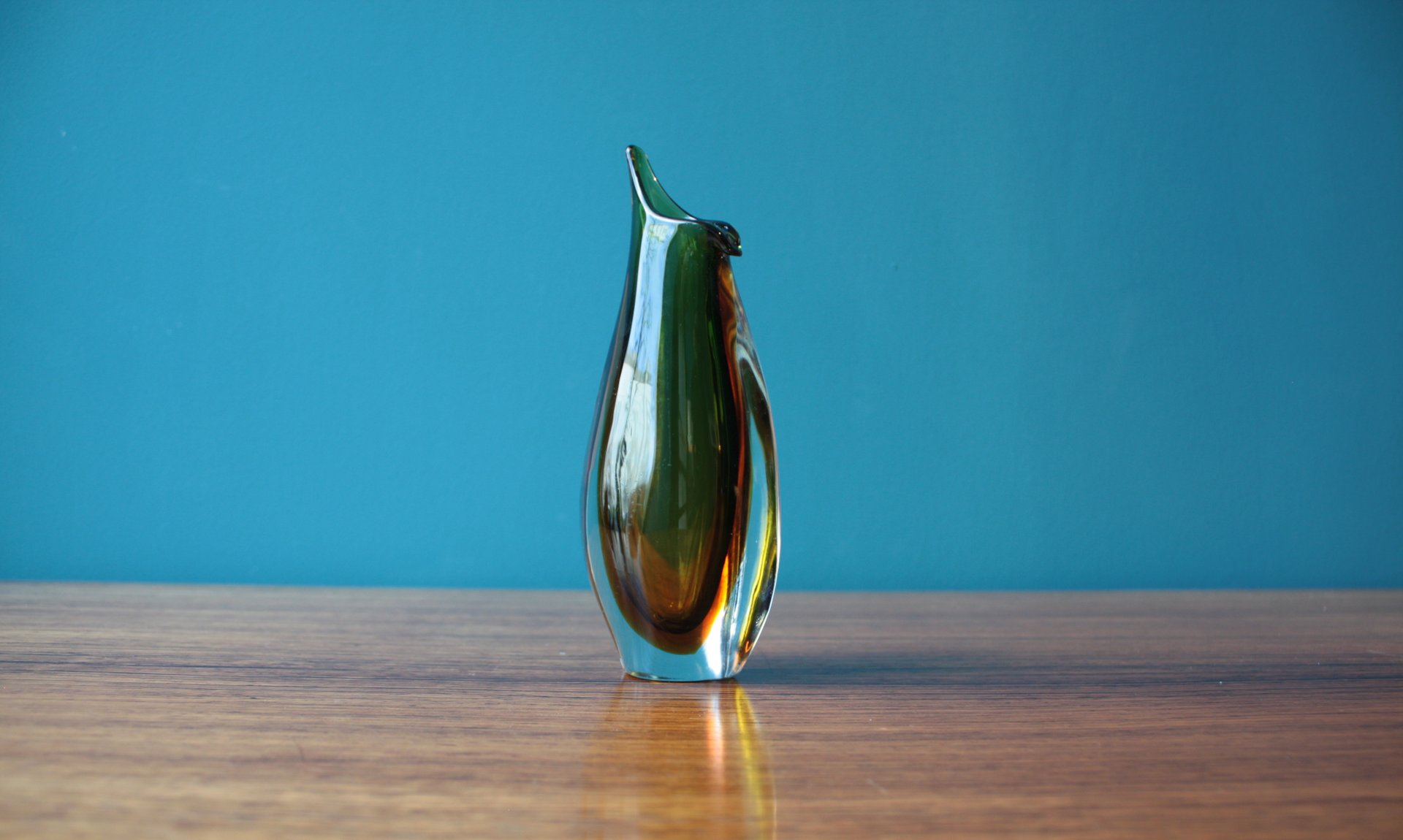 Vintage green murano glass vase 1960s for sale at pamono vintage green murano glass vase 1960s 3 previous reviewsmspy