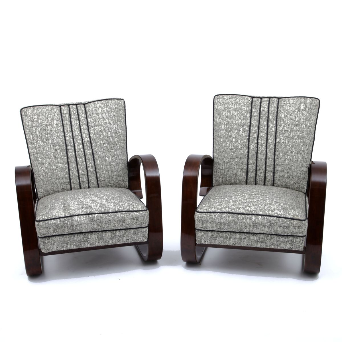Czech armchairs 1930s set of 2 for sale at pamono for 2 armchairs for sale