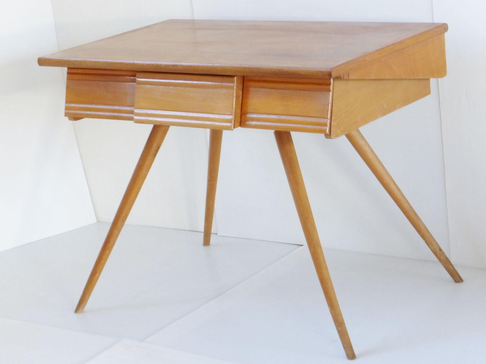 Mid Century Children S Desk 1950s