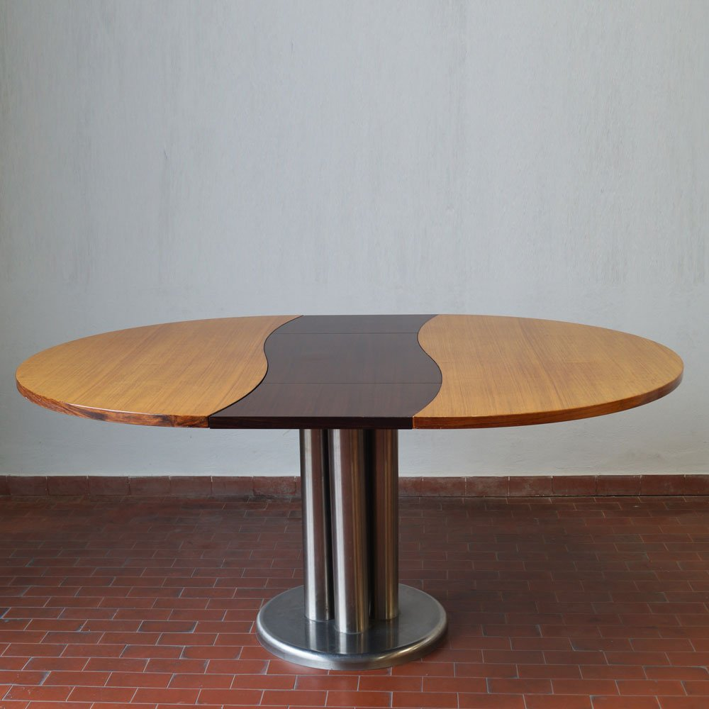 Dining Table By De Corsu Pas DUrbino Lomazzi For Acerbis 1969 Sale At Pamono