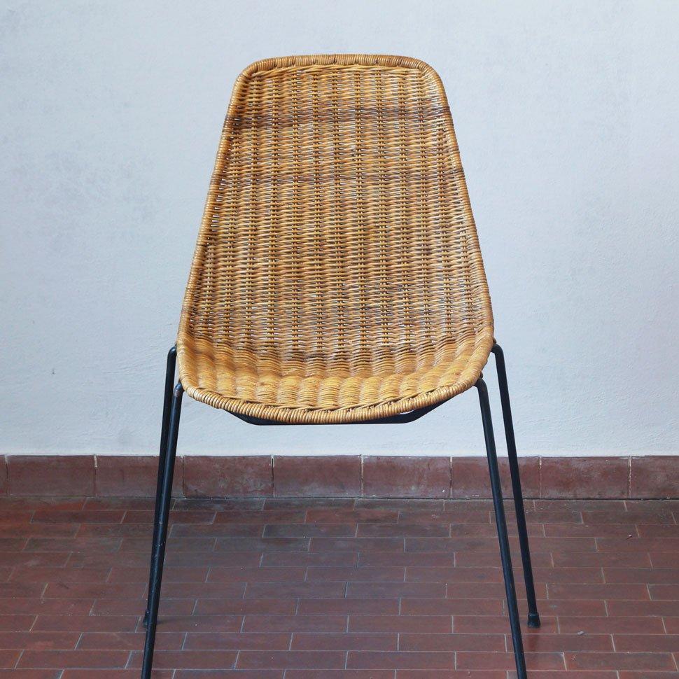 wicker century vintage furniture mid san diego loveseat i woven chair modern basket