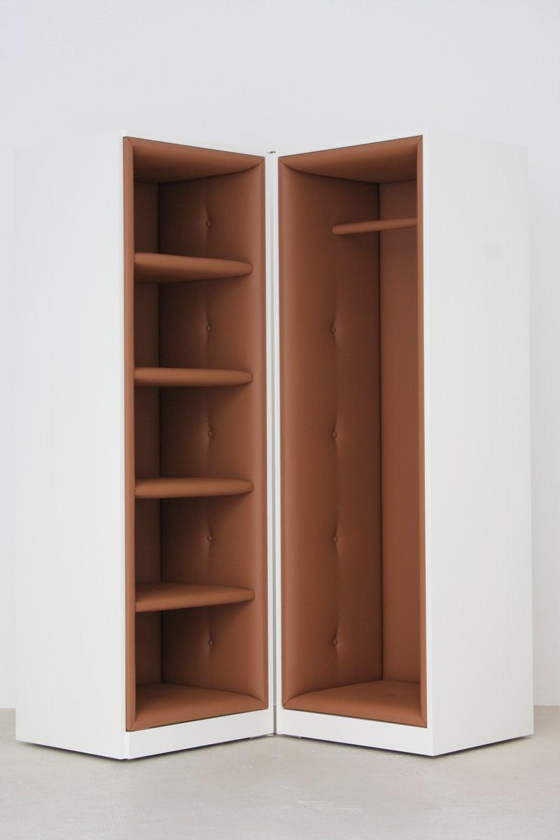 schrank garderobe von yasmine benhadj djilali f r ybdd bei pamono kaufen. Black Bedroom Furniture Sets. Home Design Ideas