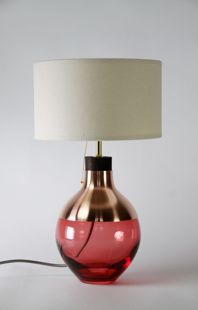 Rose Copper M2 Museum Lamp By Utopia amp Utility For Sale At