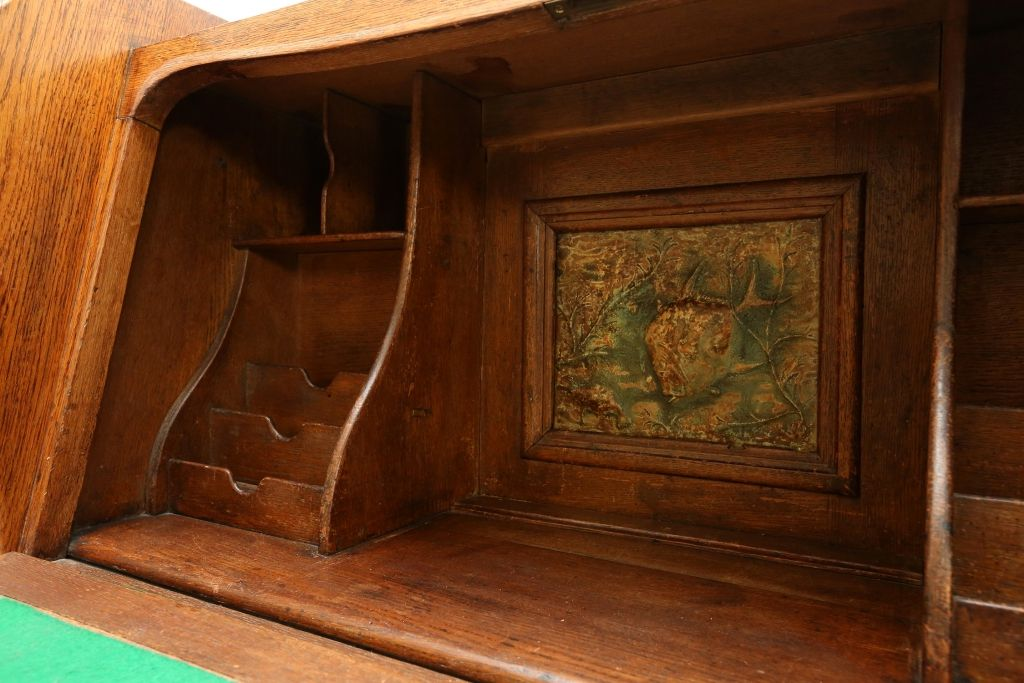 Arts And Crafts Secretaire