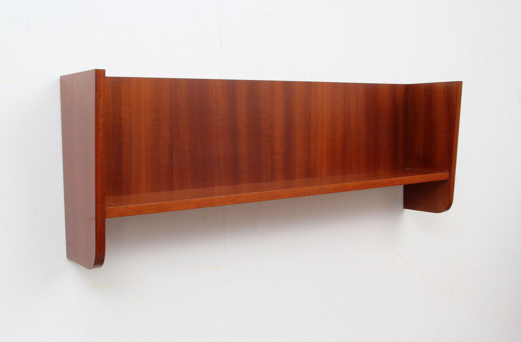 vintage b cherregal 1950er bei pamono kaufen. Black Bedroom Furniture Sets. Home Design Ideas