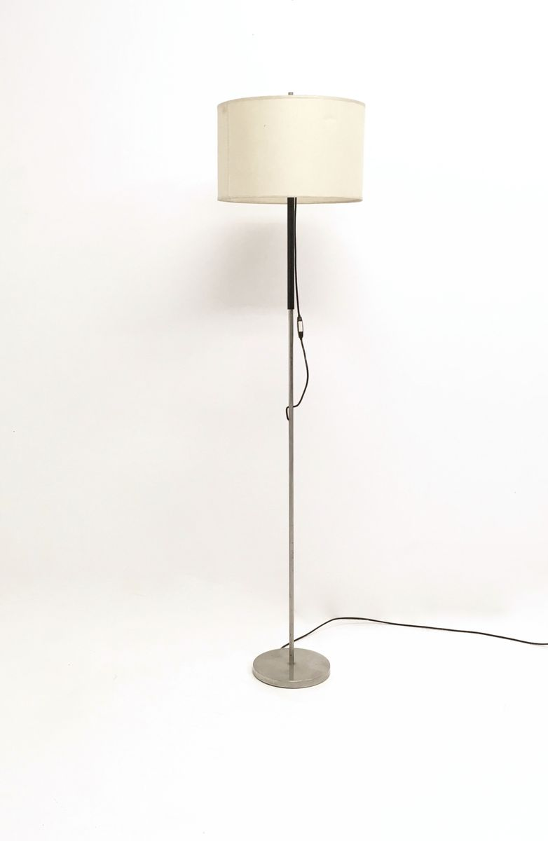 Italian Model 380 Adjustable Floor Lamp By Giuseppe Ostuni For Oluce, 1960s