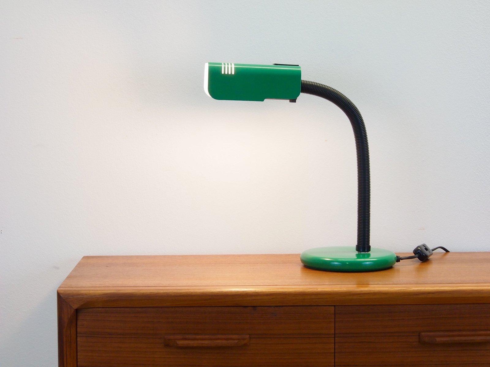 lampe de bureau vintage de targetti sankey en vente sur pamono. Black Bedroom Furniture Sets. Home Design Ideas